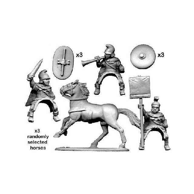 Armoured Thracian Cavalry Command (3)