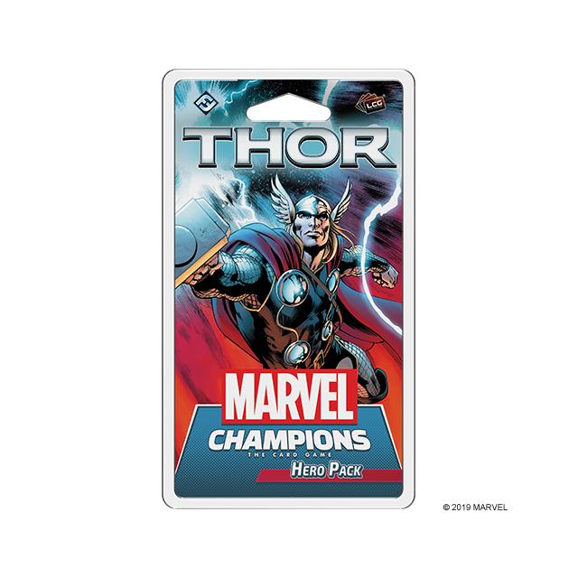 Marvel Champions: Das Kartenspiel - Thor Erweiterung DE