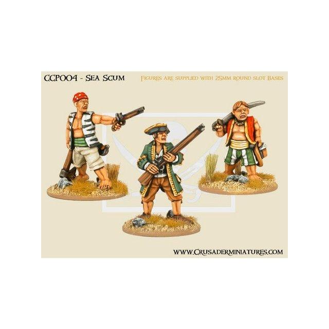 Pirates - Sea Scum (3)