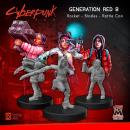 Cyberpunk RED - Generation Red B