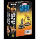 Marvel Crisis Protocol: Luke Cage and Iron Fist - EN