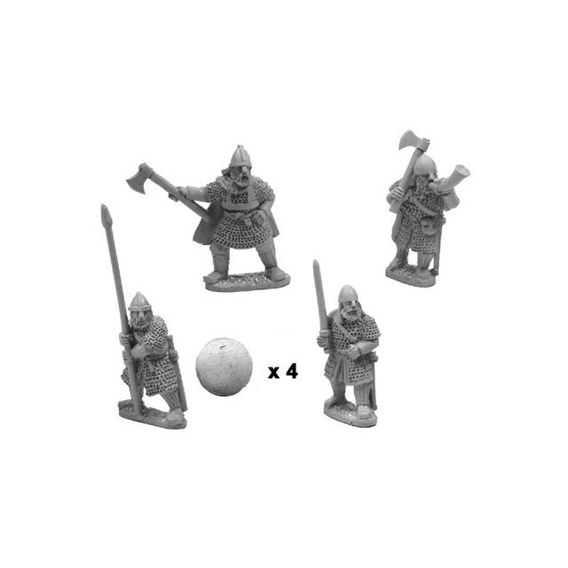 Varangian Command in full armour (4)