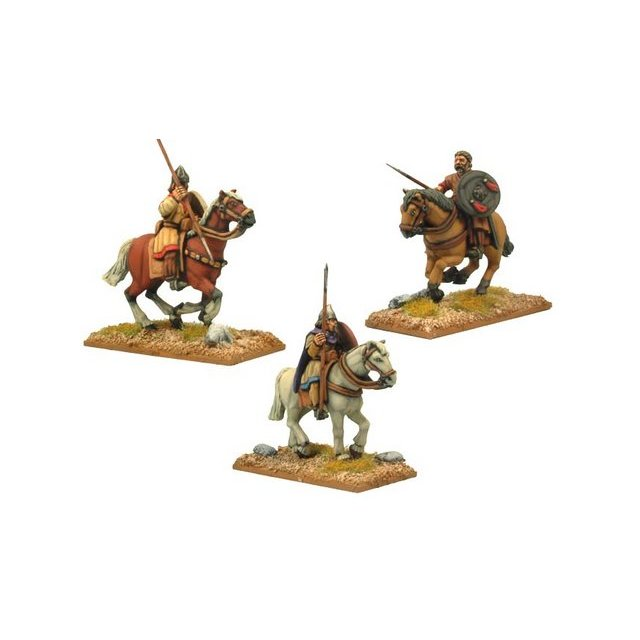 Spanish Light Cavalry with Spears/Javelins(3)