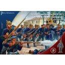 Prussian Infantry advancing (Franco-Prussian War)