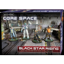 Core Space Black Star Rising (Englisch)