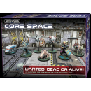 Core Space Wanted: Dead or Alive (Englisch)