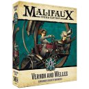 Malifaux 3rd Edition - Vernon And Welles - EN