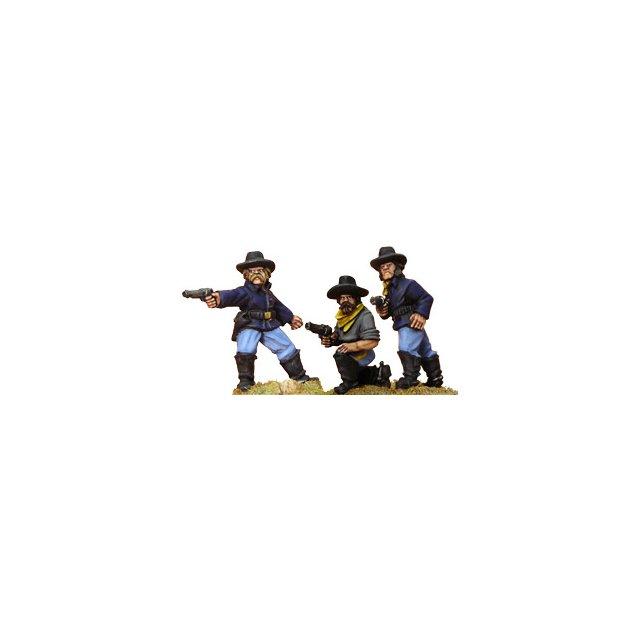 7th Cavalry w/ Pistols (foot)