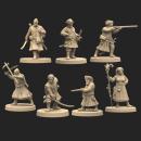 Bohun's Rebels faction set