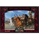 A Song of Ice & Fire - Dothraki Outriders Erweiterung DE