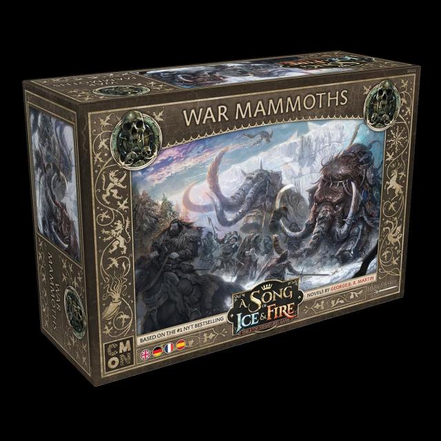 Song of Ice & Fire - War Mammoths Erweiterung DE/EN/ES/FR