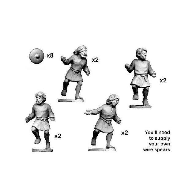 Scot Skirmishers (8)