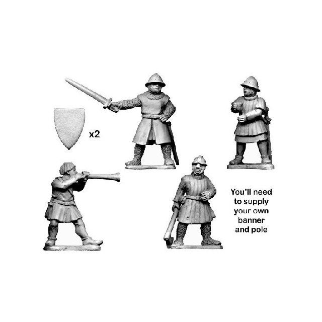 Medieval Command Group