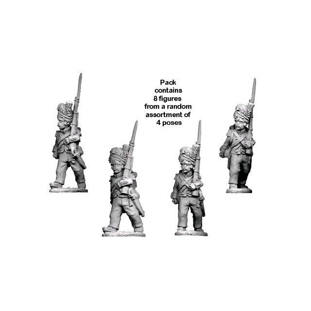 Napoleonic French - Grenadier Company in Bearskins