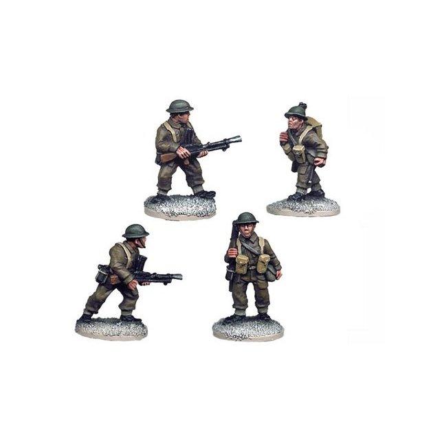 British Bren Gun Teams (4)