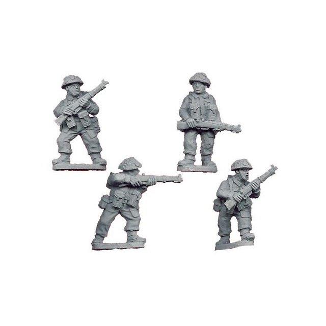 Late British Riflemen II (4)