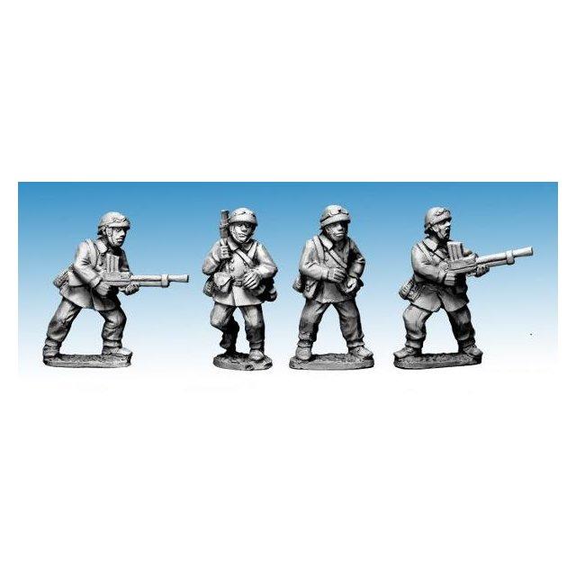 French M/C Troop LMG Teams