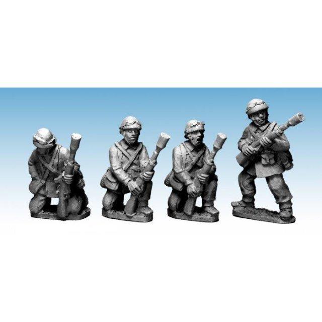 French M/C Troop Rifle Grenadiers