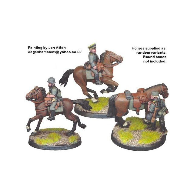German Cavalry Command (3)
