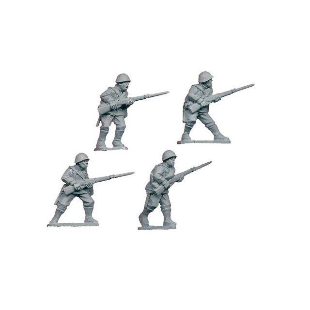 Russian Riflemen II (4)