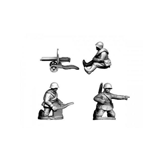 Russian HMG (1HMG, 3 crew)