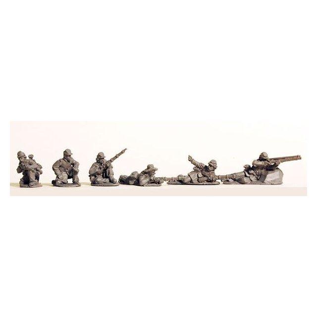 Berdans Sharpshooter command