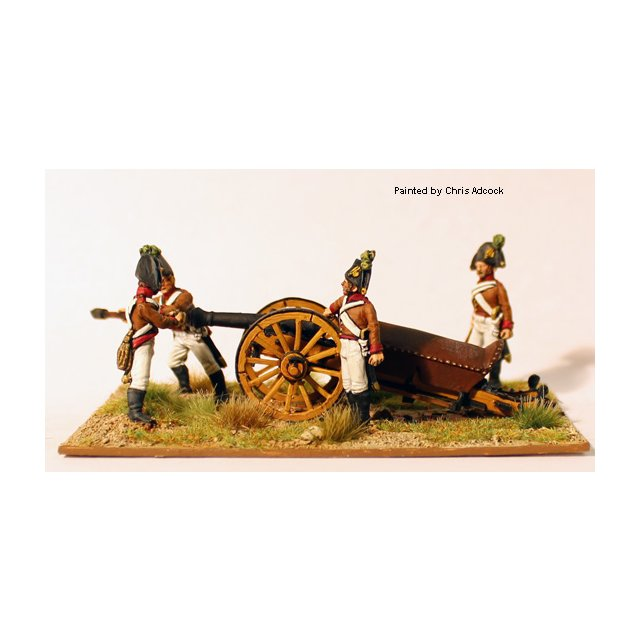 Artillery loading pdr Wurst