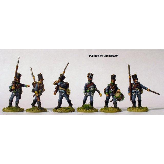 Hungarian Insurrectio command marching