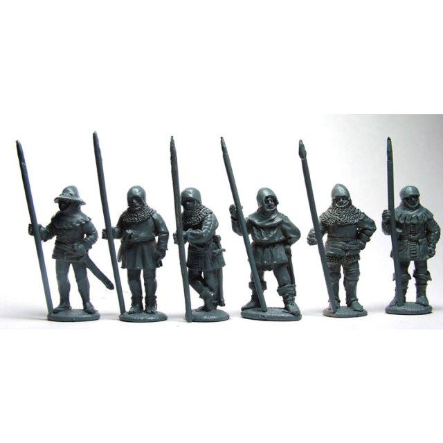Spearmen/pikemen,standing