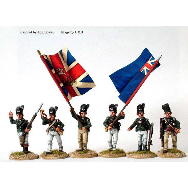 Queens Rangers - Command