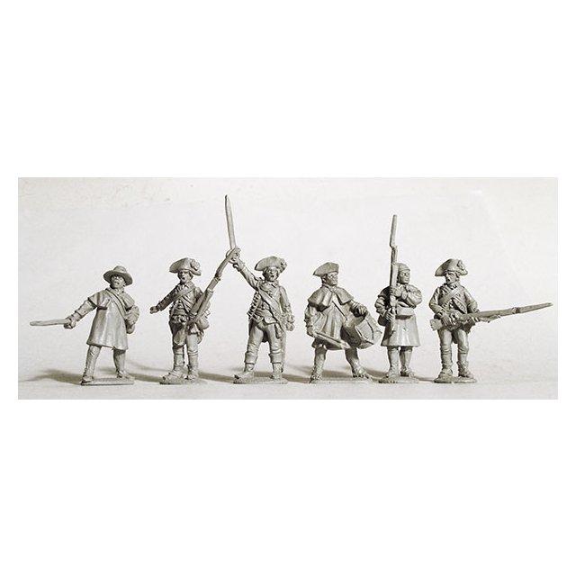 Ethiopian Regiment  command