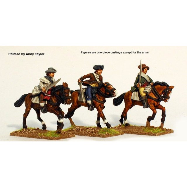 Mounted American Militia