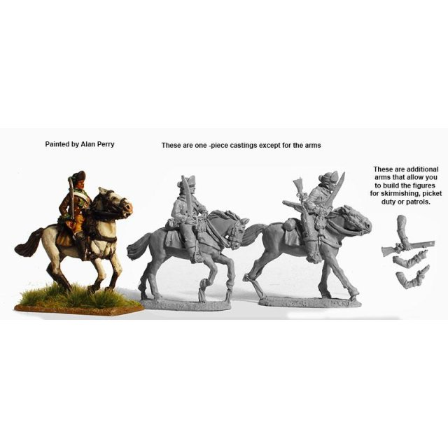1st Continental Light Dragoons , 1779