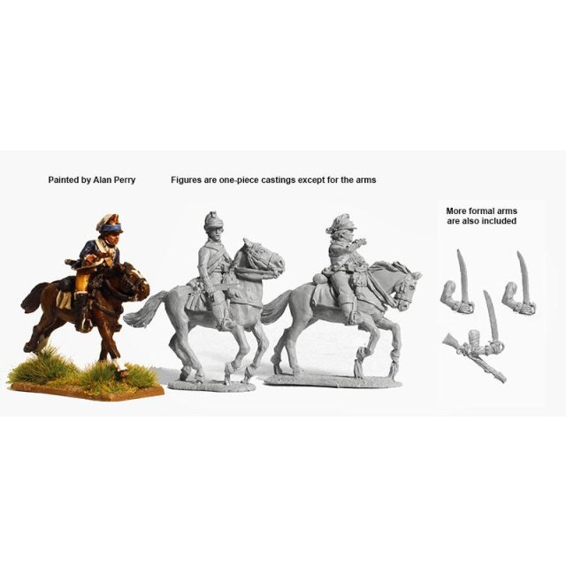 2nd Continental Light Dragoons, 1778