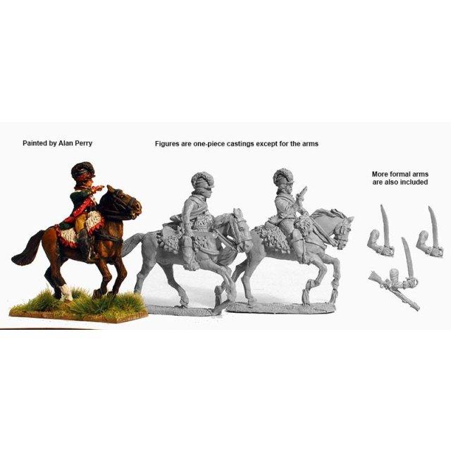 4th Continental Light Dragoons, 1780