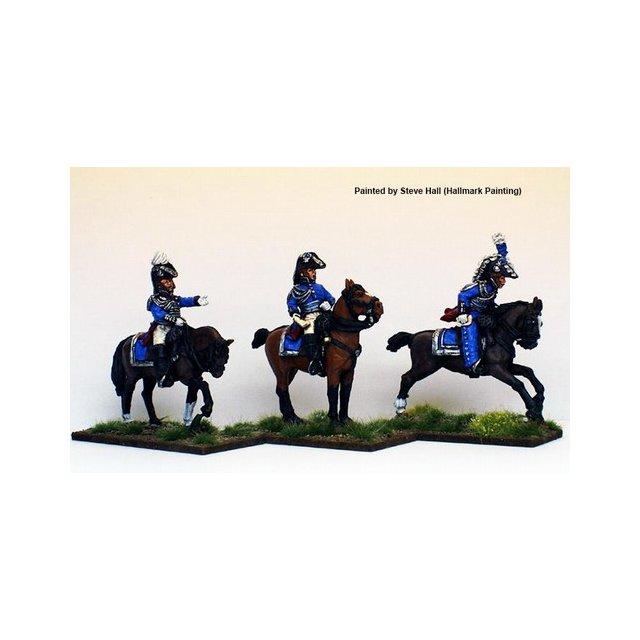 Mounted Staff