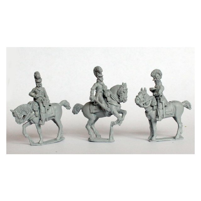 Mounted Colonels 1812