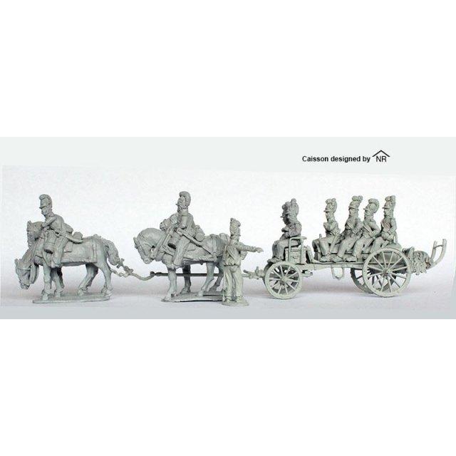 Light Artillery Wurst caisson