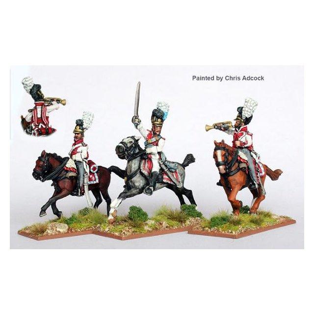 Dragoon command galloping 1805-11