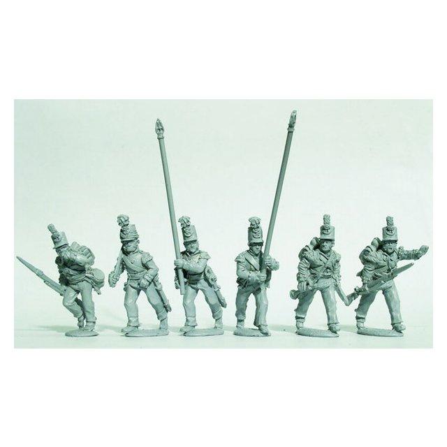 52nd Light Infantry command