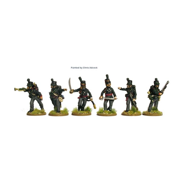 K.G.L. 2nd Light Battalion command