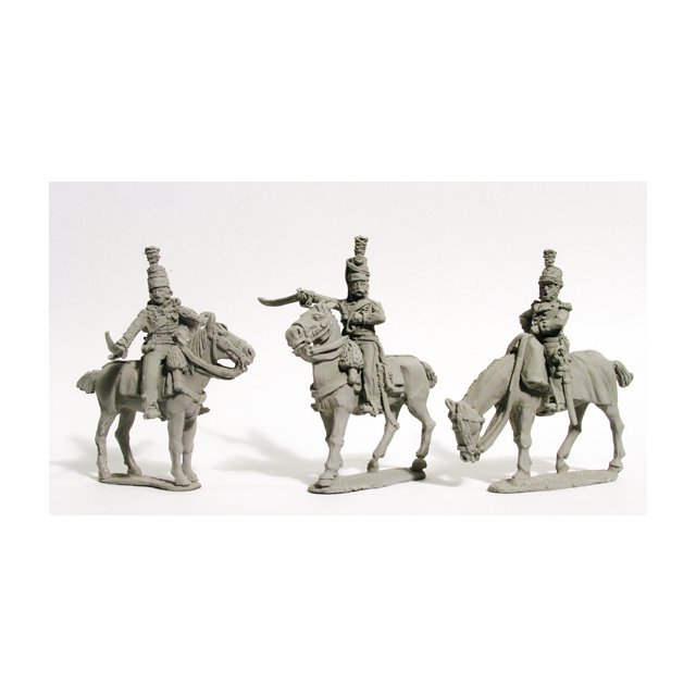 Mounted Light Infantry colonels