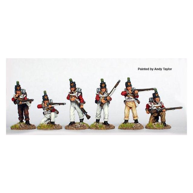 Flank companies skirmishing 1808-14