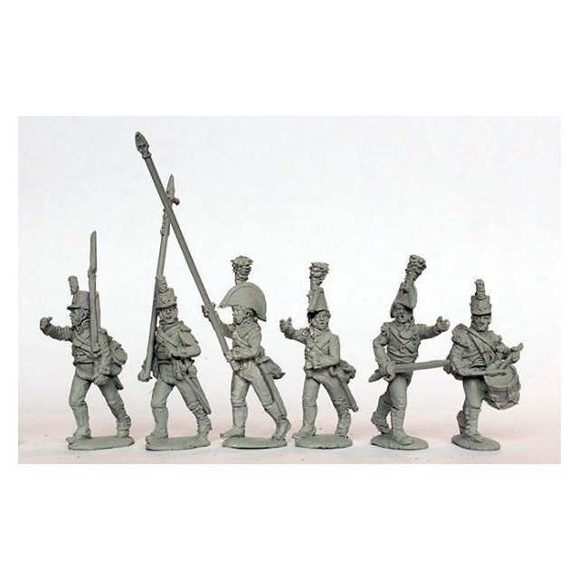Infantry command, marching 1801-07