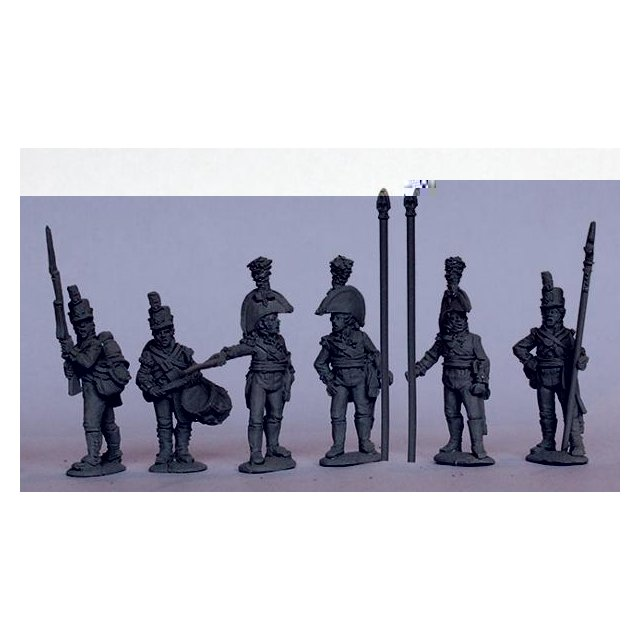 Infantry Command standing 1801-07 (Worldwide)
