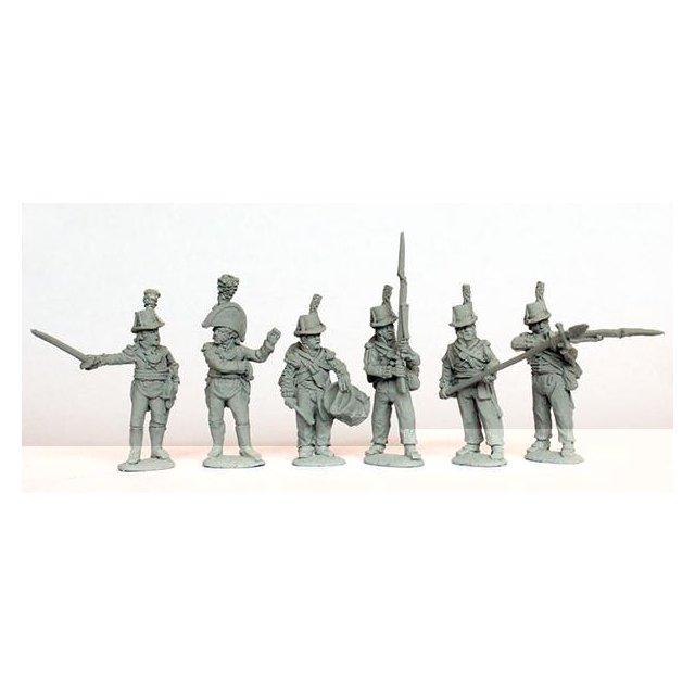 Marine command standing