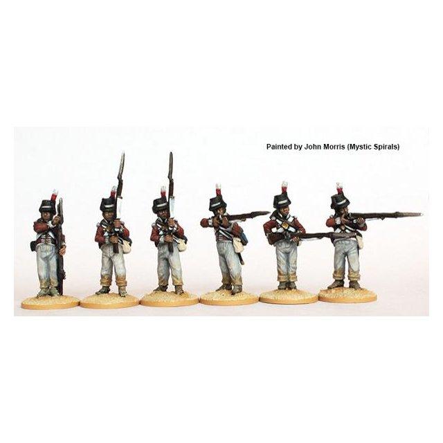 Marine firing line