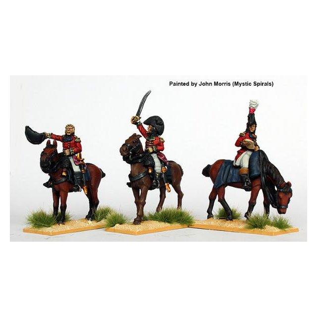 Colonels in bicornes ,(Worldwide) 1808-13