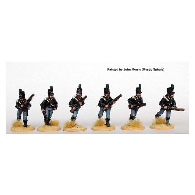Corsican Rangers advancing rapidly (Egypt 1801)