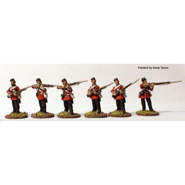 Line Infantry Firing Line, Kilmarnocks